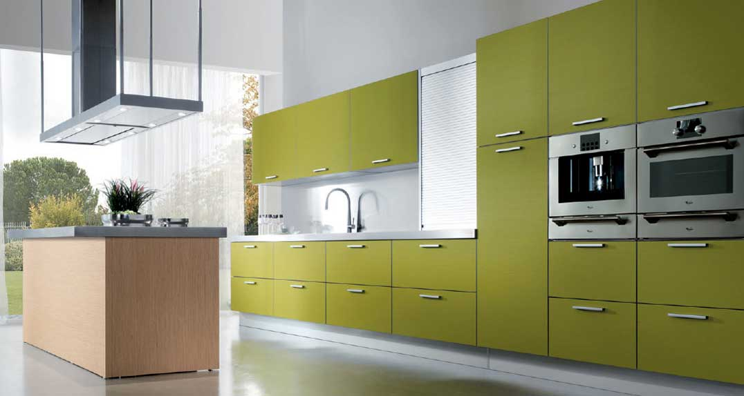 Modular kitchens from the kitchen experts