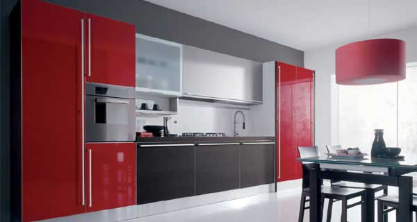 Design modular kitchens online for Aluminium kitchen cabinets hyderabad