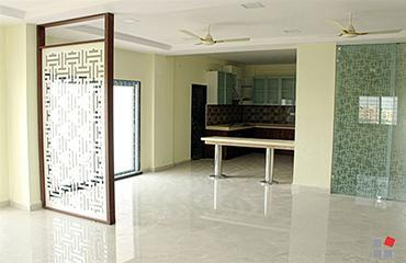 Modular kitchen designs and modular kitchen prices for Living room partition designs in indian